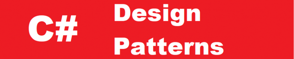 Dot Net Design Patterns Real-time Exampels - Dot Net Tutorials