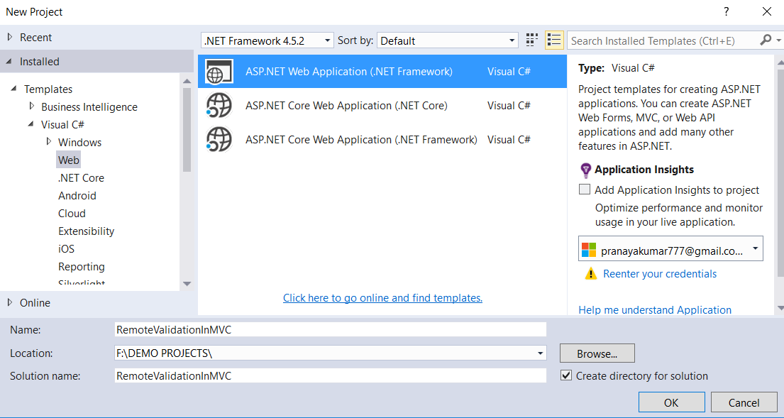 Remote Validations in ASP.NET MVC