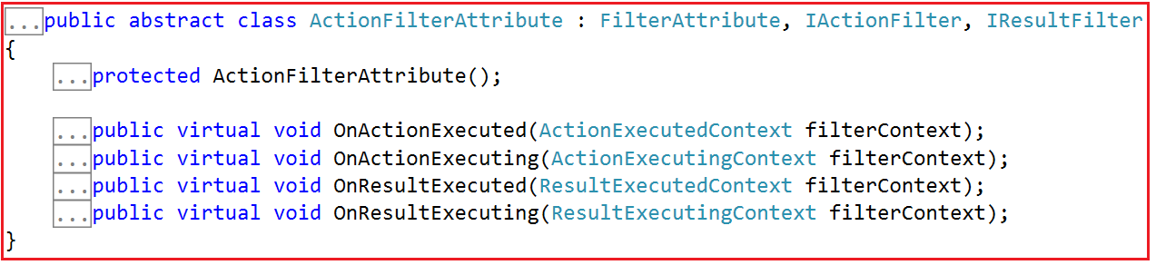 MVC Custom Action Filters