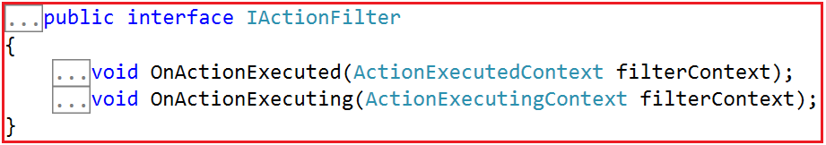 Action Filters in MVC