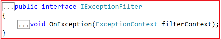 Exception Filters in ASP.NET MVC