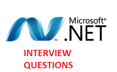 DOT NET Interview questions and answers