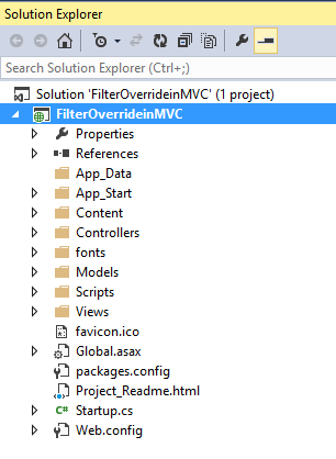 Filter Overrides in ASP.NET MVC
