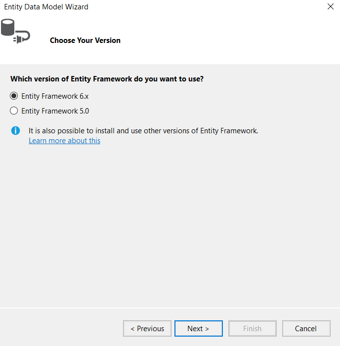 Introduction to Entity Framework