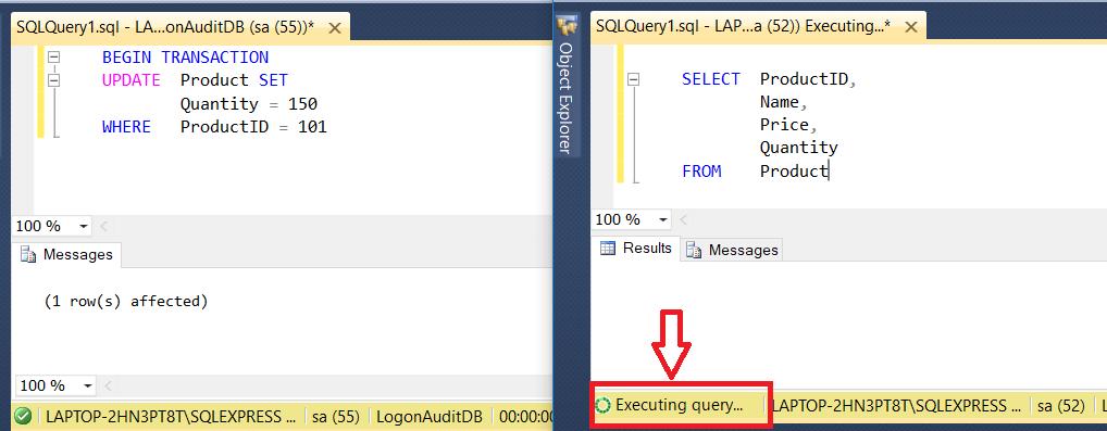 ACID Properties in SQL Server