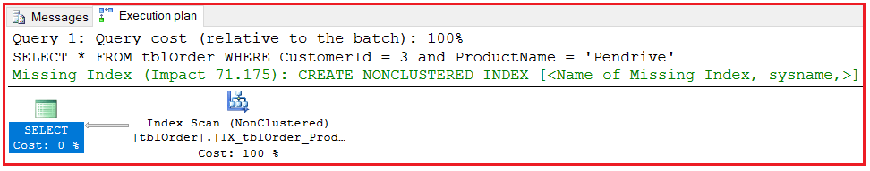 Can we create composite Non-Clustered Index in SQL Server?