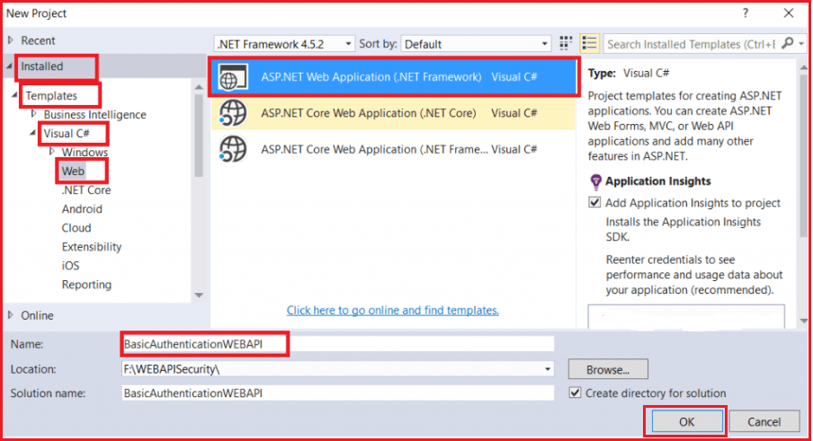 Implementing Basic Authentication in ASP.NET Web API