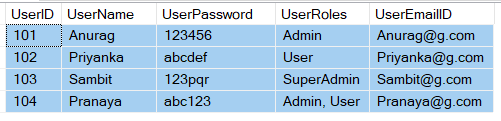 Basic Authentication Using Message Handler in ASP.NET Web API