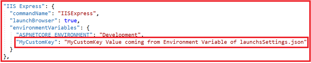 Adding Environment Variable