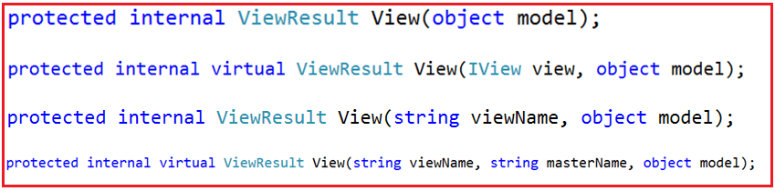 Strongly Typed View in ASP.NET MVC Application