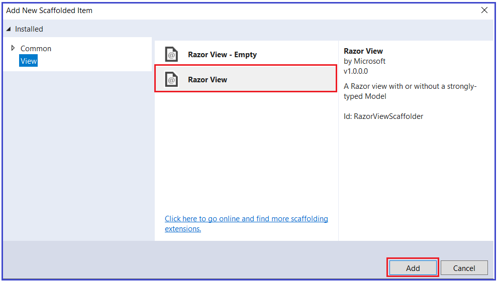What are the Advantages of Using Views in ASP.NET Core MVC Application?