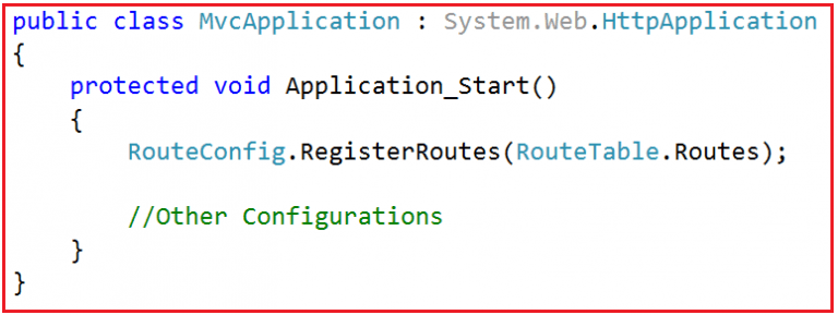 Application Start Event in ASP.NET MVC Application