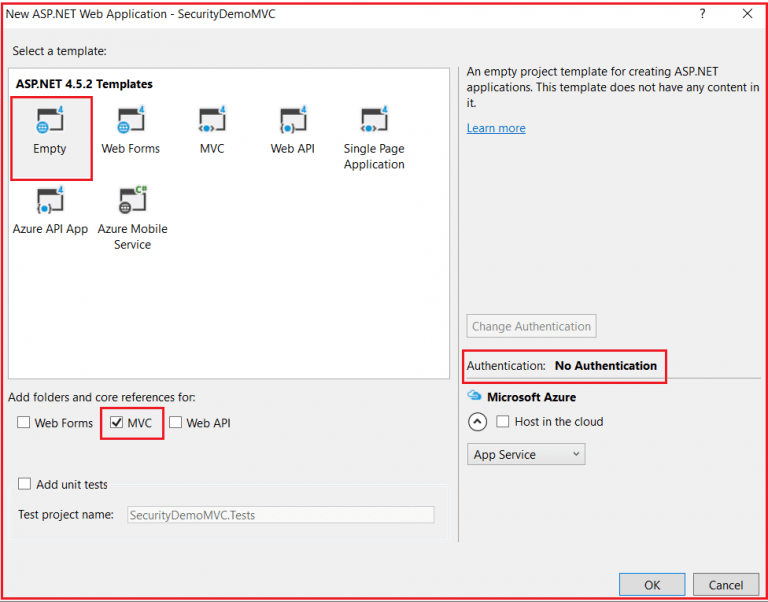 Forms Authentication in ASP.NET MVC Application