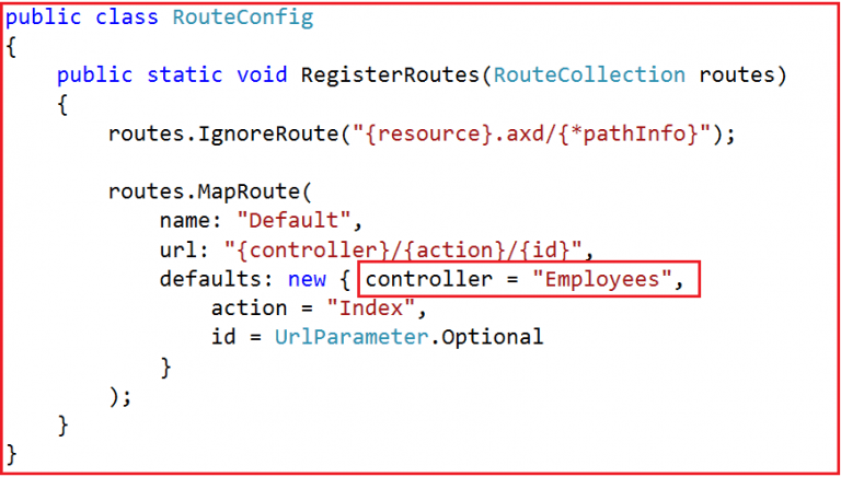 Forms Authentication in ASP.NET MVC