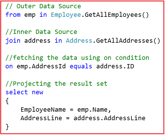 Using Linq Query Syntax to Perform Inner Join