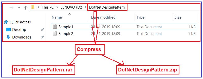 Strategy Design Pattern with Real-time Example in C#