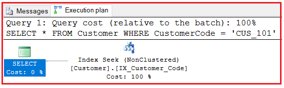 how to use a Covering Index to reduce RID lookup in SQL Server