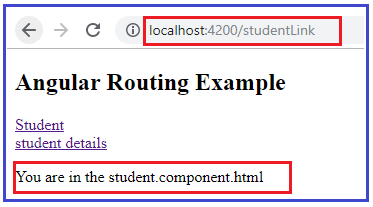 What is Routing in Angular?