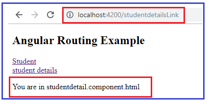 Why Routing in Angular Application?