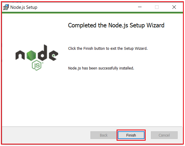 Installing nodejs and npm for angular environment setup