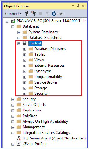 How to connect to SQL Server using ADO.NET