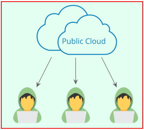 Public Cloud Computing in Detail