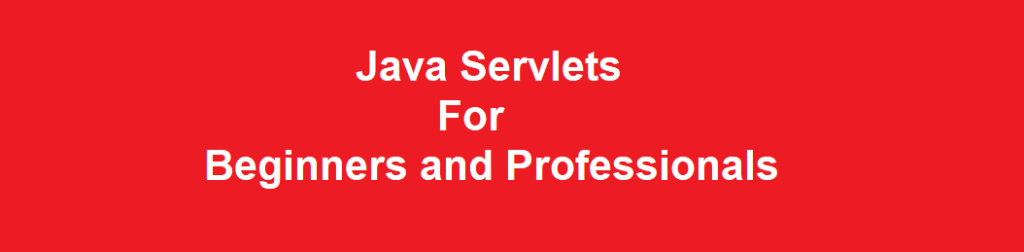 Java Servlet Tutorials
