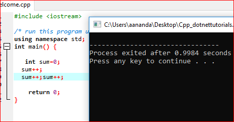 Efficient of Increment/decrement operator over shorthand operator in C++