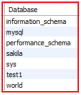 How to Drop a Database in MySQL?